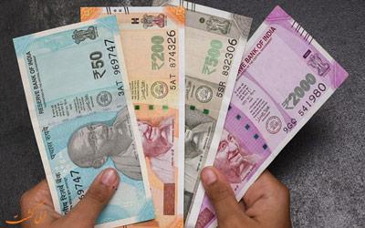 در سفر به هند چه پولی ببریم
