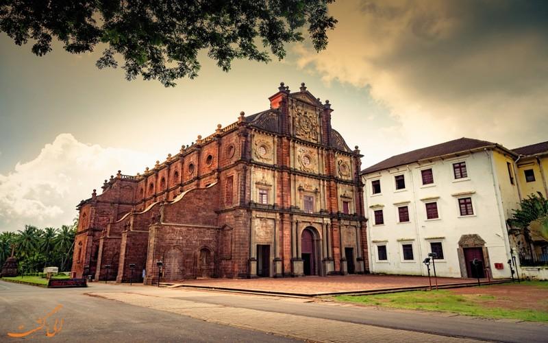 بناهای تاریخی گوا