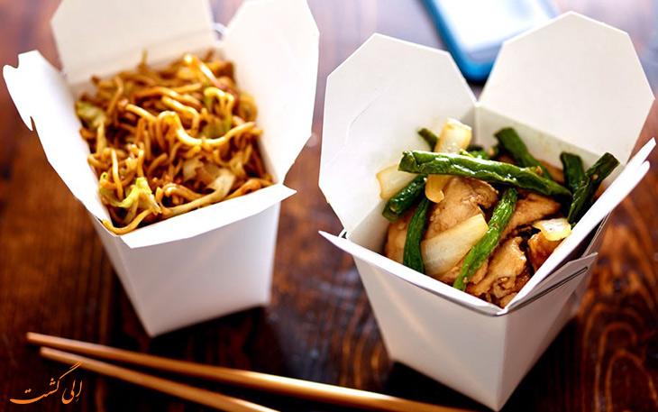 حقیقت جالب در مورد آشپزی چینی
