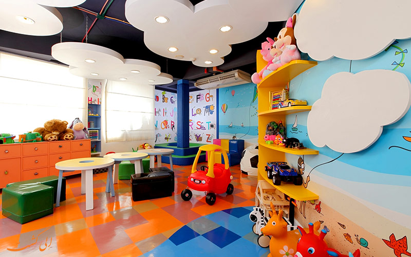 کیدز کلاب پوکت | The Kids Club Phuket