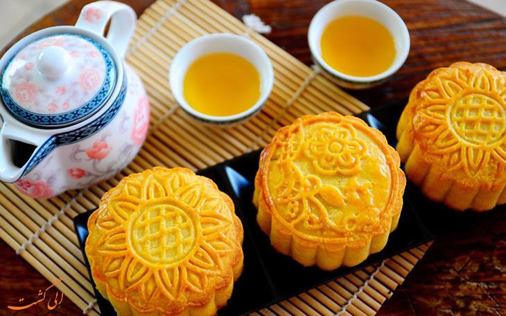غذاهای نمادین چین