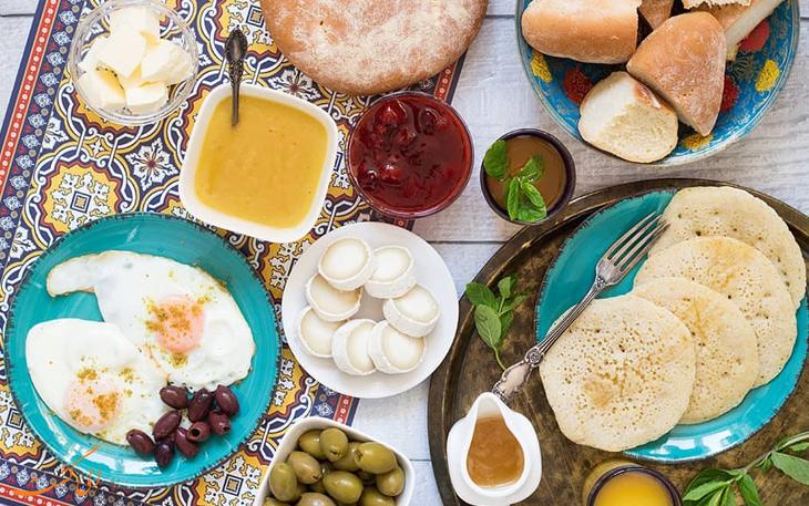 صبحانه مراکشی