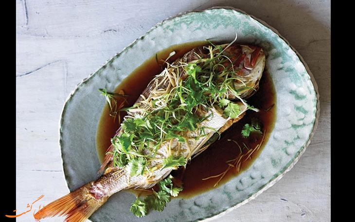 ماهی چینی