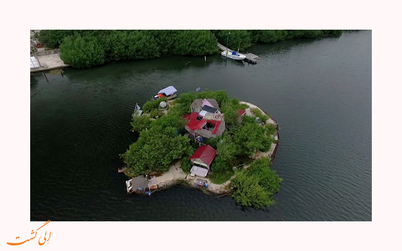 جزیره ی ریچارد
