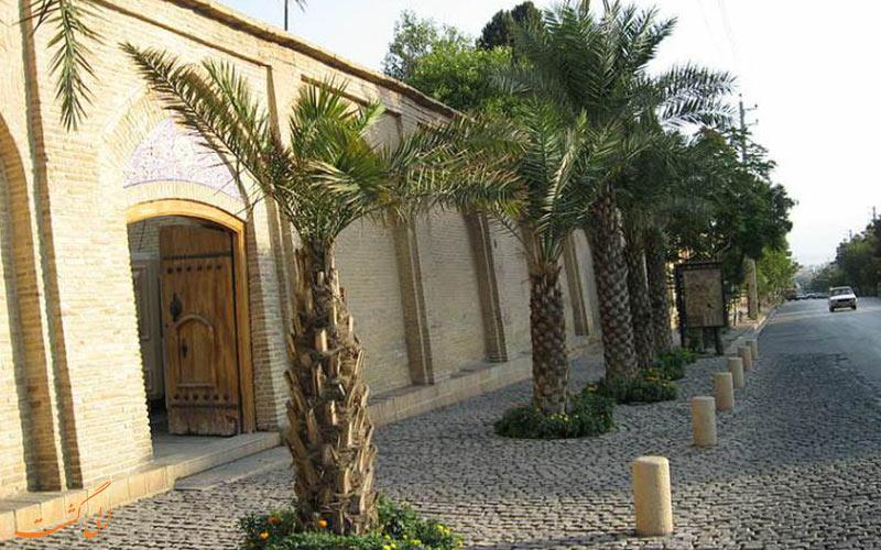 باغ جهان نمای شیراز از نگاه تاریخ