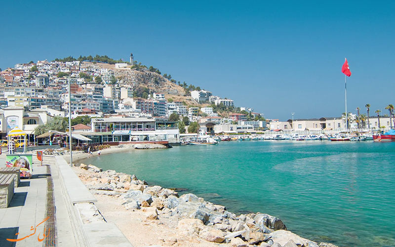 منطقه ی بندرگاه | Kusadasi Harbor Area