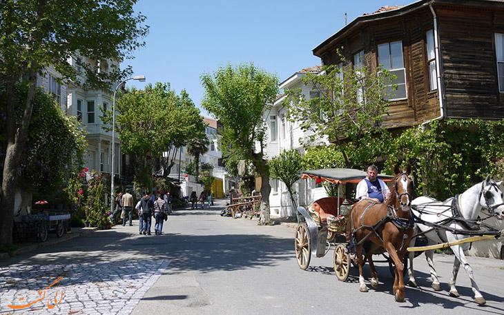 جزایر پرنس استانبول