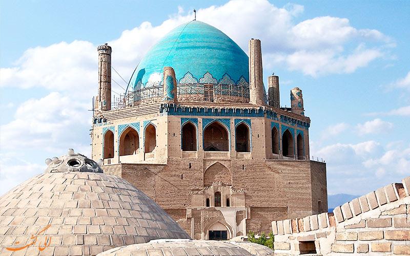 سلطانیه-میراث جهانی یونسکو ایران