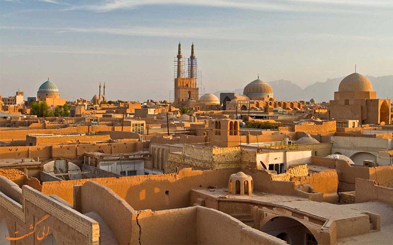 میراث جهانی یونسکو ایران-شهر-تاریخی-یزد