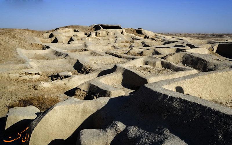 شهر-سوخته-میراث جهانی یونسکو ایران