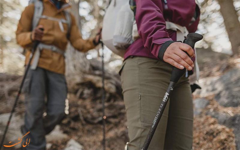 لباس مناسب از وسایل مورد نیاز کوهنوردی