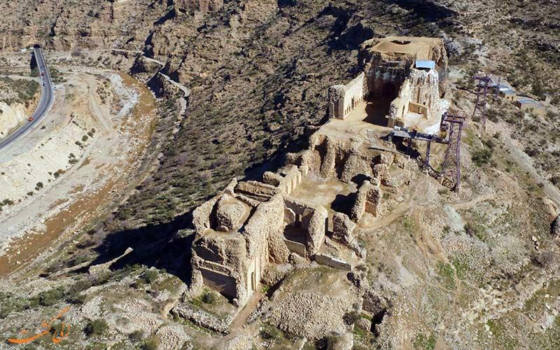 مجموعه-باستانی-ساسانی-فارس فهرست میراث جهانی یونسکو ایران