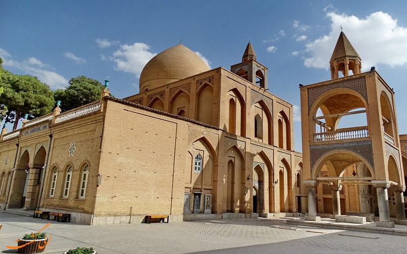 مجموعه-کلیساهای-ارامنه-میراث جهانی یونسکو ایران
