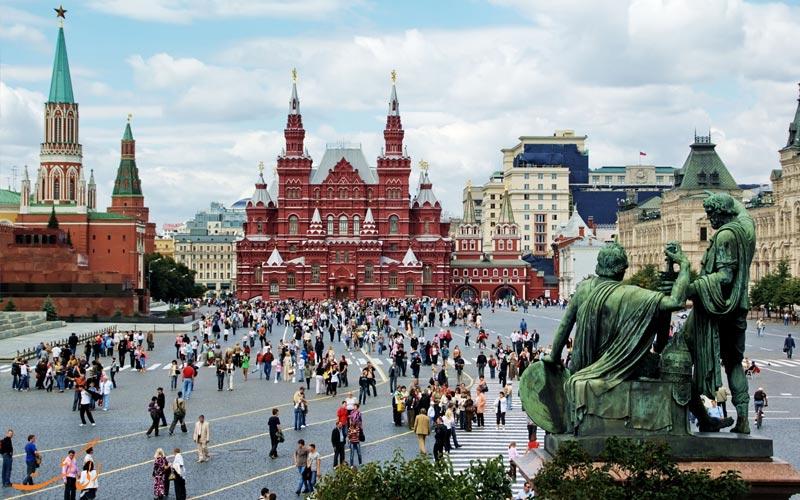 چرا به دیدن میدان سرخ مسکو بروید؟