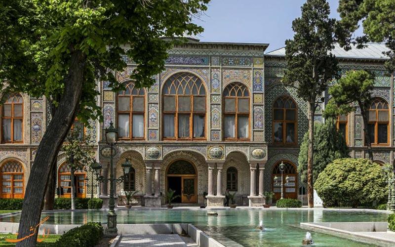 میراث جهانی یونسکو ایران-کاخ-گلستان