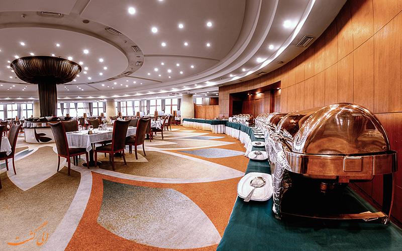 هتل قصر نیلی در مشهد