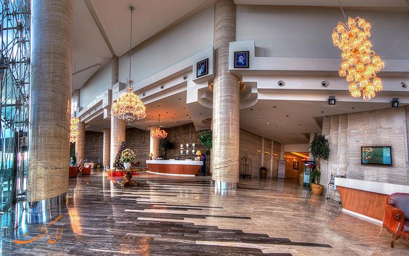 قوانین رزرو هتل بزرگ شیراز