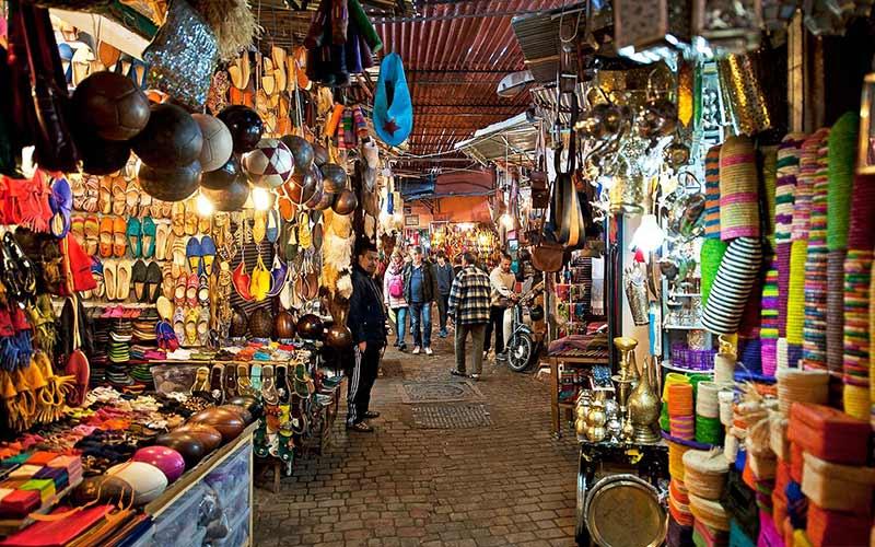 جاذبه های مراکش و کازابلانکا-ارزان ترین کشورهای آفریقا