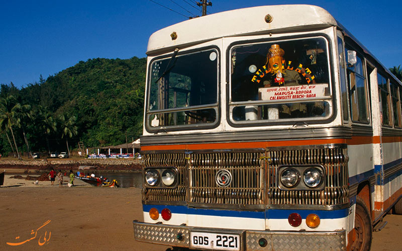 اتوبوس های گوا