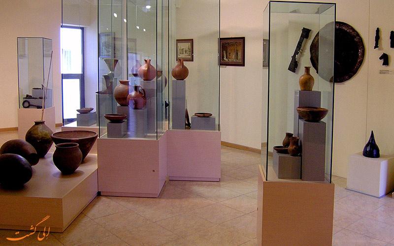طبقه ی سوم موزه تاریخ ایروان
