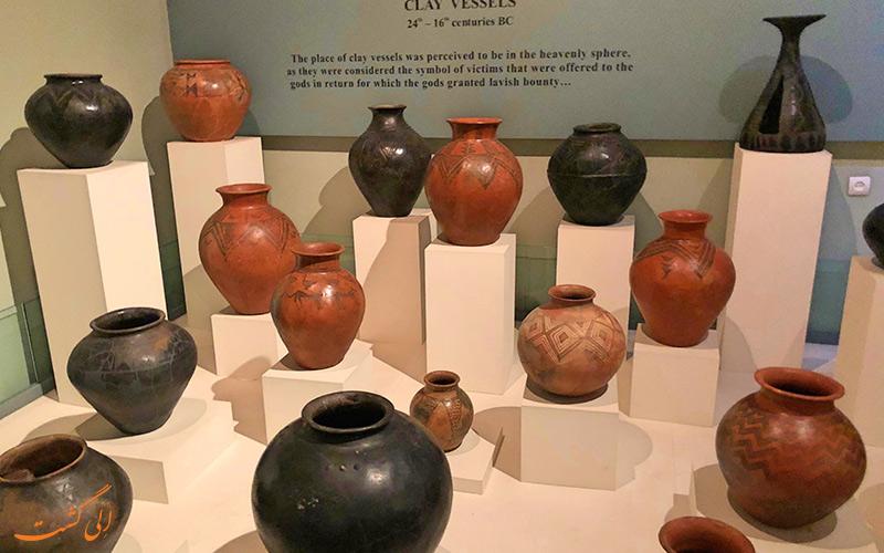 مجموعه ی باستان شناسی