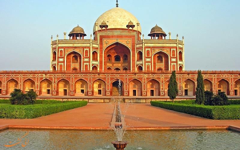 آرامگاه همایون، اولین باغ ایرانی ساخته شده در هند