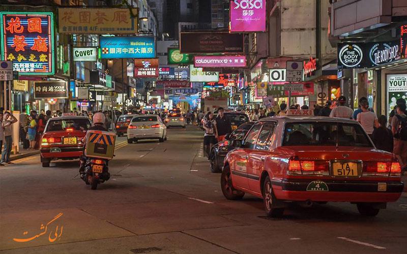 حمل و نقل و خیابان های چین-هزینه سفر به چین