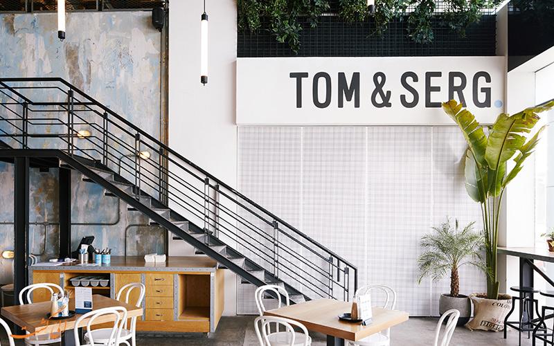رستوران Tom & Serg، جایی برای تجربه بهترین ها