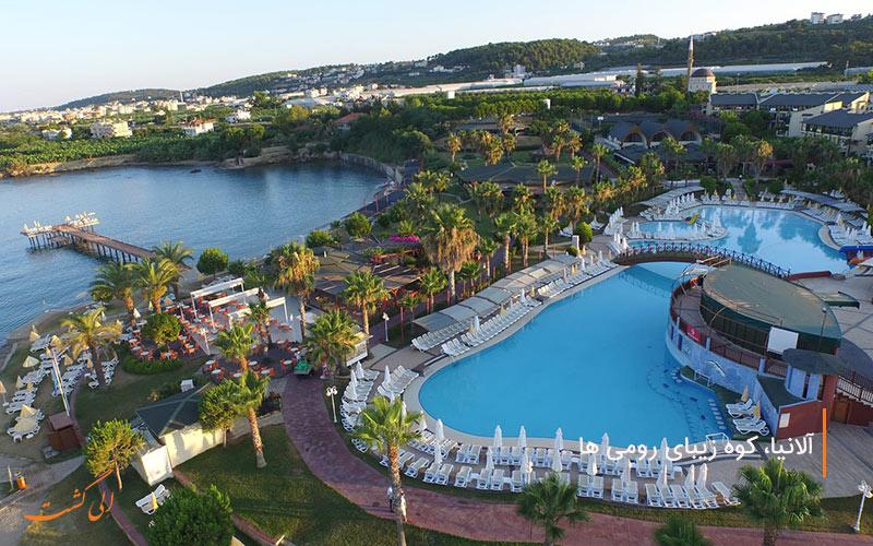 آنالیا شهر ساحلی کمتر شناخته شده ترکیه