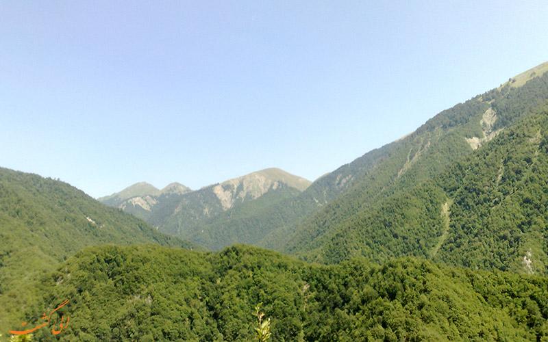 منطقه ی پیرگولو آذربایجان
