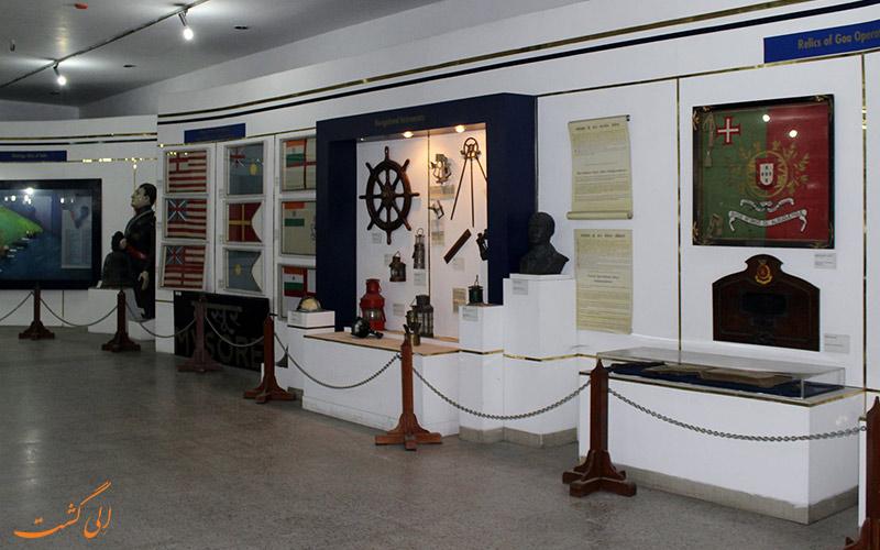 گالری دوره ی 1900 موزه ملی هند