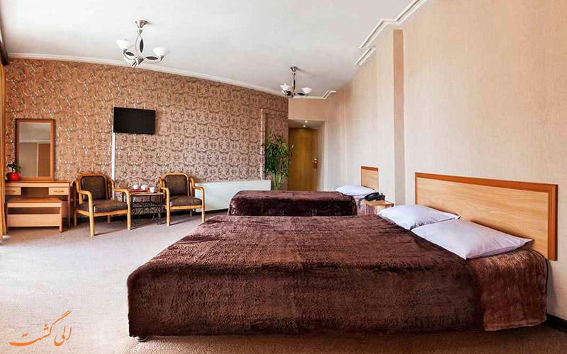 عکس از هتل اسپادانا اصفهان