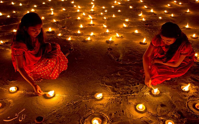 آیین جشن های هندی
