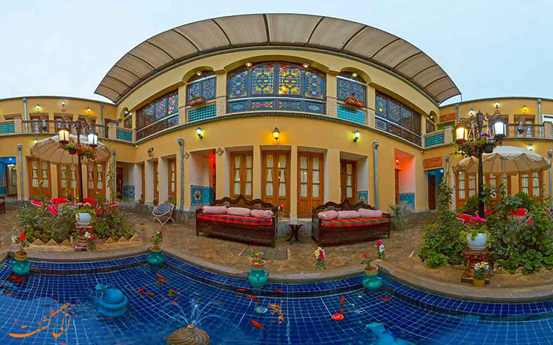 عکس هتل طلوع خورشید اصفهان