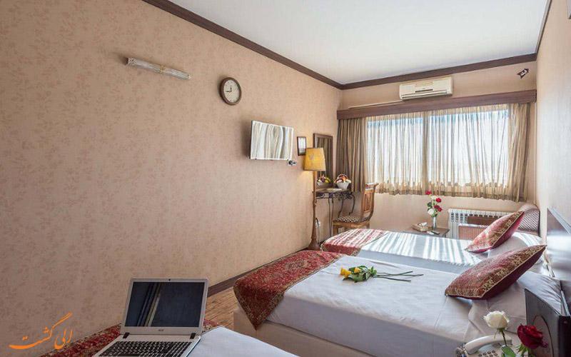 عکس هتل شیخ بهایی اصفهان