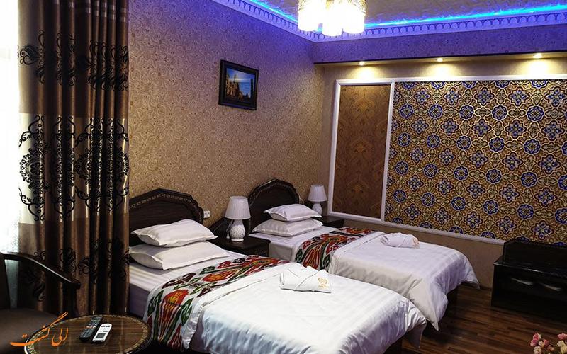 هتل شرق ازبکستان