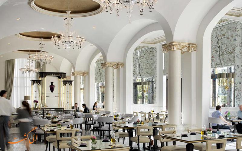 رستوران هتل فورسیزن باکو