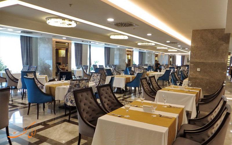 هتل کایا از بهترین هتل های تبریز