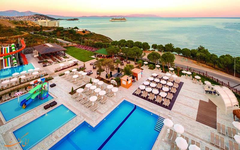 رامادا ریزورت، بهترین هتل لوکس کوشی آداسی برای علاقه مندان به گلف