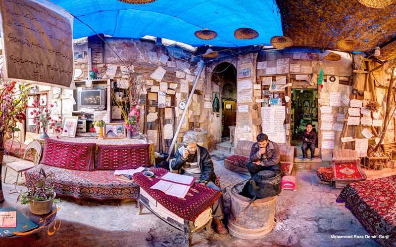 کارگاه فرش شیراز از زیباترین جاهای ایران-زیباترین شهرهای ایران