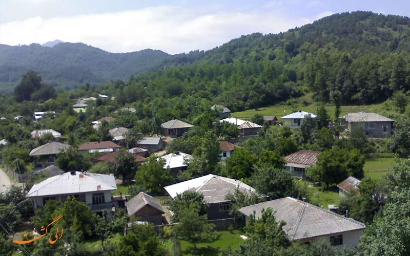 زندگی در روستاهای شمال مانند کله سر
