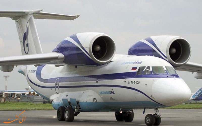 هواپیمای ایولوشن شرکت هواپیمایی پویا
