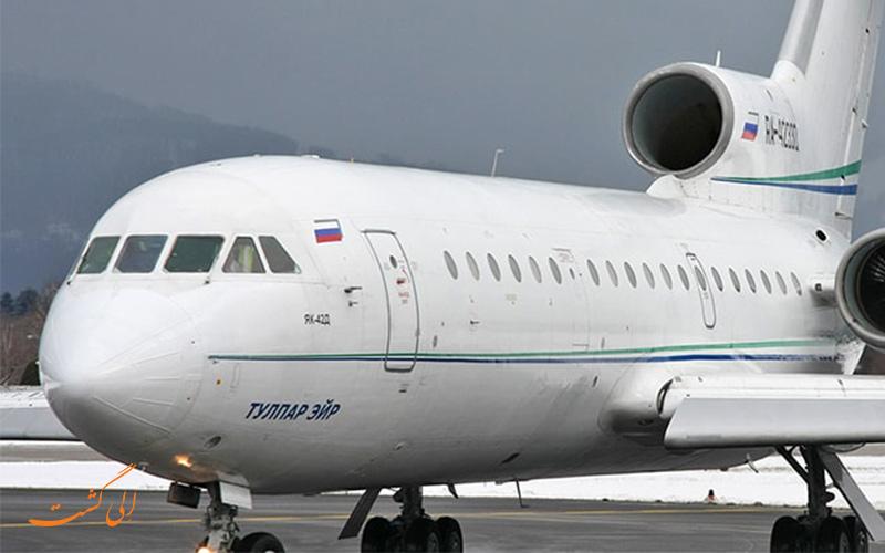 هواپیمای یالکوو ۴۲