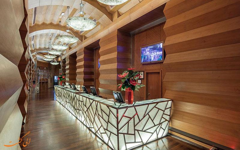 لابی سان گیت هتل آنتالیا
