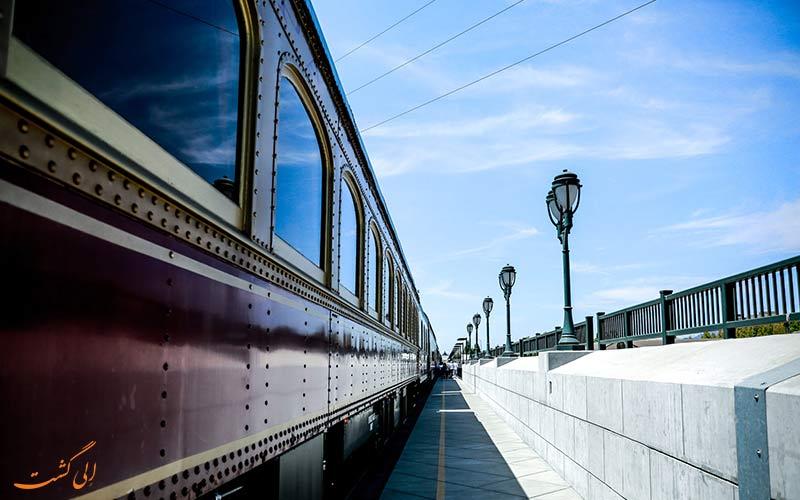 قوانین استرداد بلیط قطار