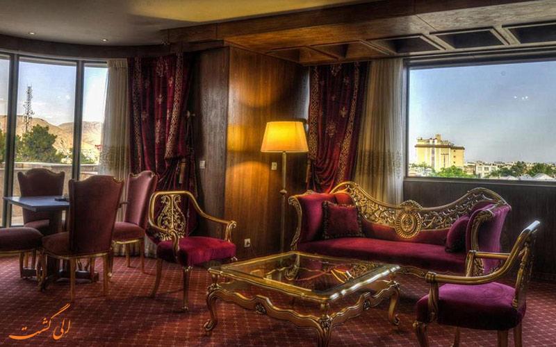 نشیمن هتل زندیه شیراز