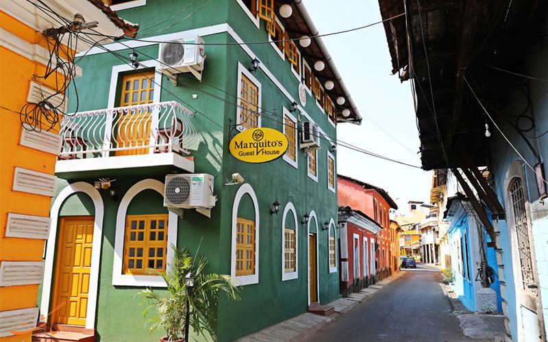محله فانتین هاس در گوا