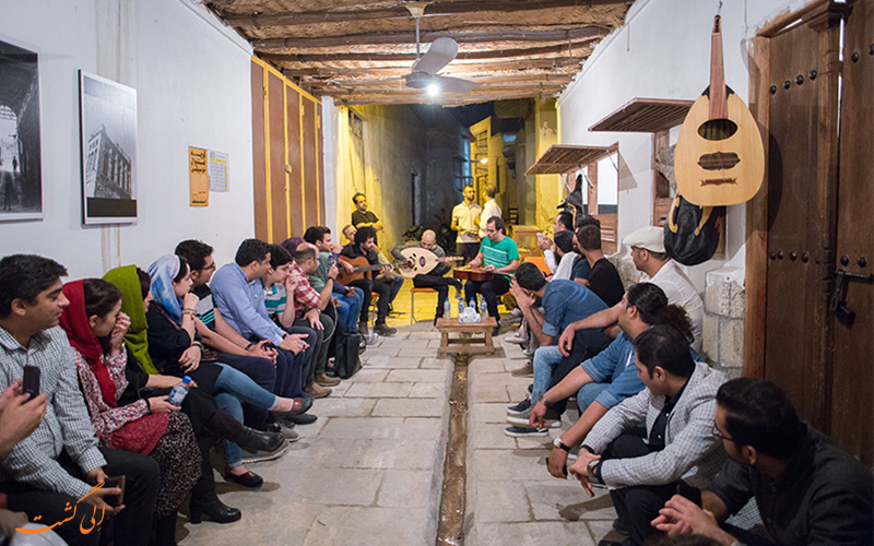 فستیوال موسیقی کوچه بوشهر در کوچه های بوشهر