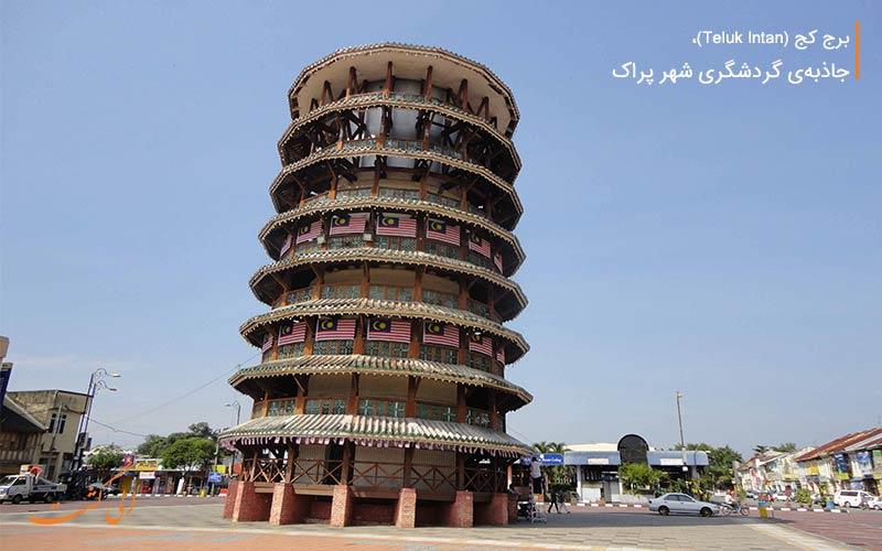 برج کج تِلوک اینتان