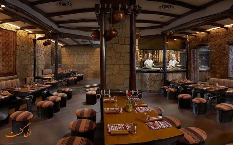رستوران بخارا در دهلی نو